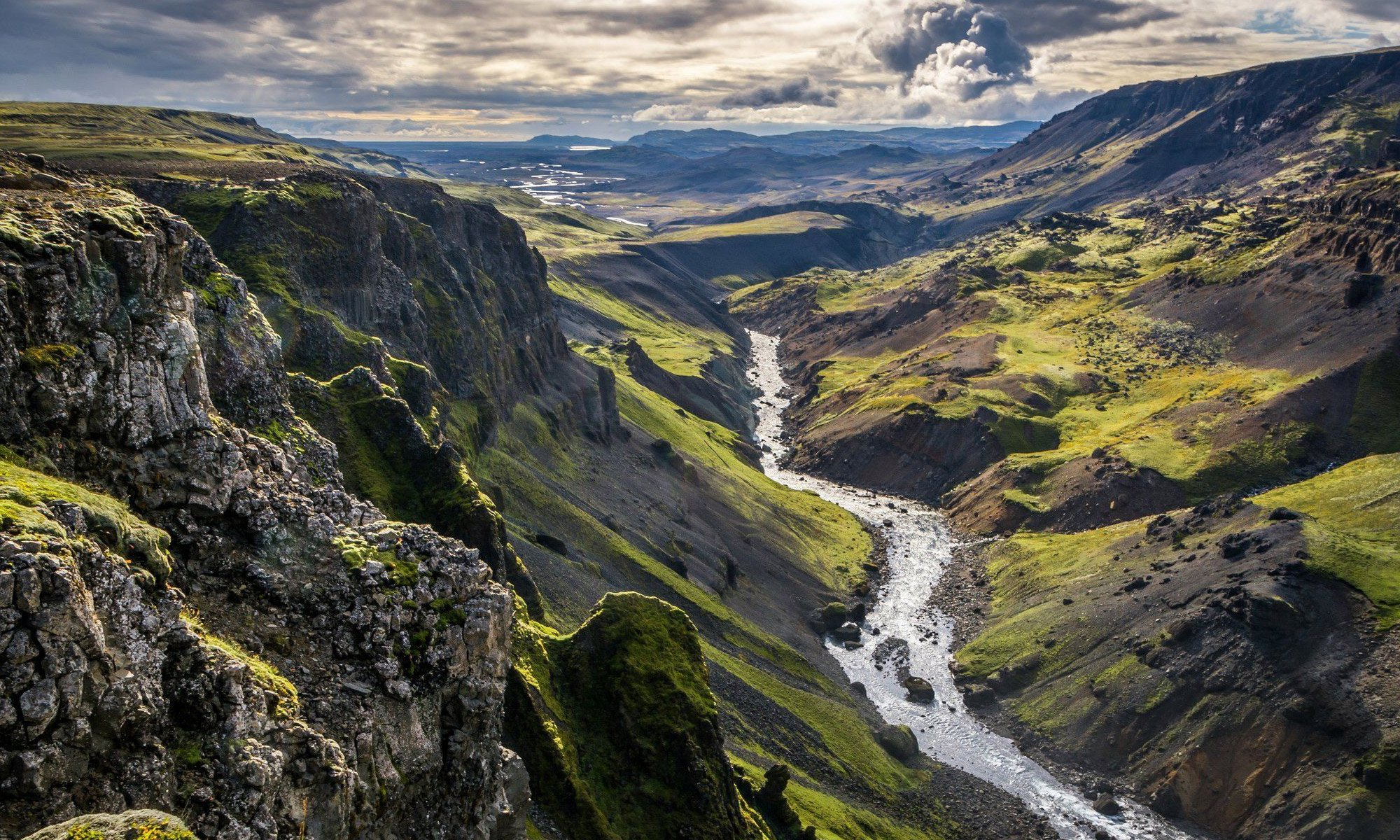Iceland Thorsmork Valley